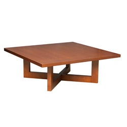 Chloe Veneer Reception Area Table