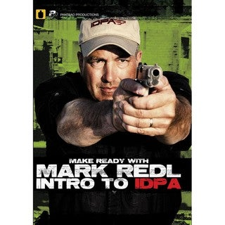 Make Ready with Mark Redl: Intro to IDPA DVD