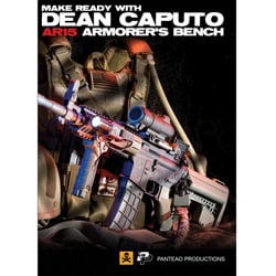Make Ready with Dean Caputo: AR15 Armorer's Bench DVD