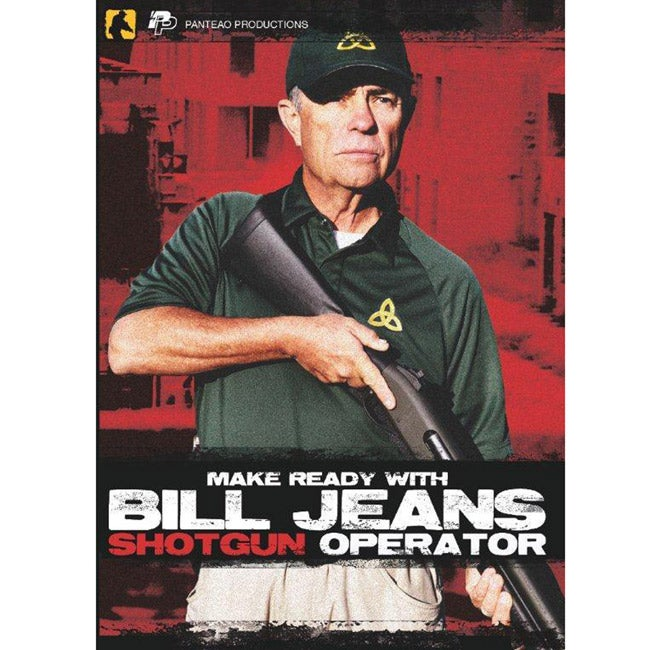 Make Ready with Bill Jeans: Shotgun Operator DVD