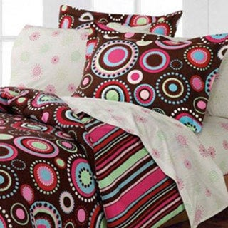 Gypsy 7-piece Full-size Bed in a Bag with Sheet Set