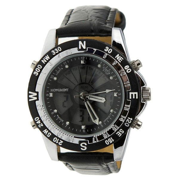 Monument Men's Digital Analog Watch