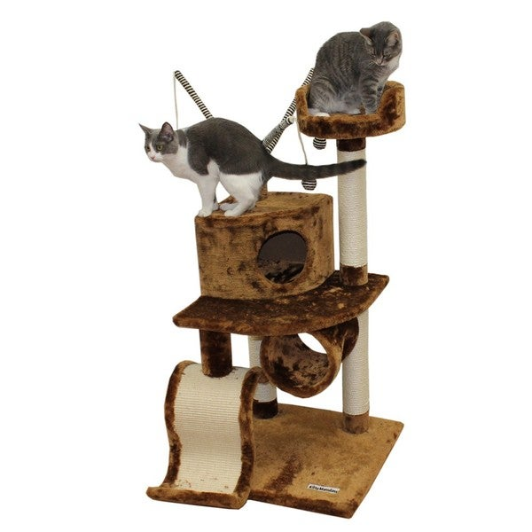 Kitty Mansions Memphis Cat Tree Furniture