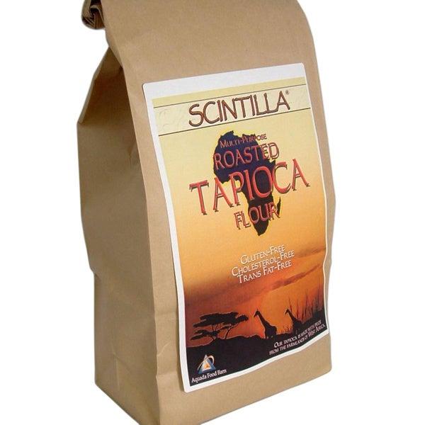 Scintilla Glueten-free Roasted Tapicoa Flour (Nigeria)