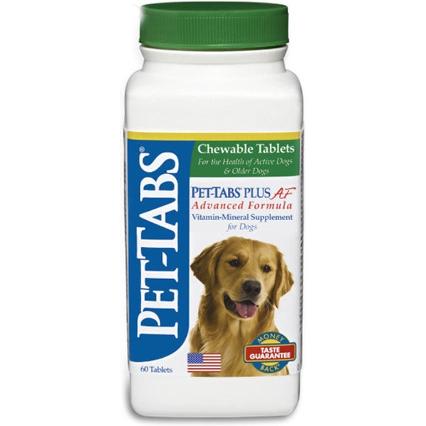 Virbac Pet Tabs Plus (180 Tablets)