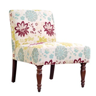 angelo:HOME Bradstreet Floral Armless Chair
