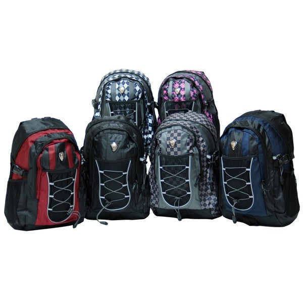 CalPak Westside 18-inch Deluxe Backpack With Laptop Compartment
