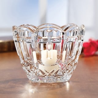 Fifth Avenue Crystal Devotion Bowl/ Votive Holder