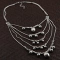 The Chain Charms Multi-strand Necklace (India)