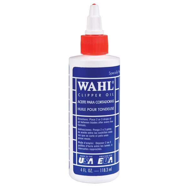 Wahl 4-ounce Clipper Oil