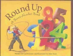 Round Up: A Texas Number Book (Hardcover)