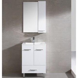 Fine Fixtures Atwood 24-inch White Vanity