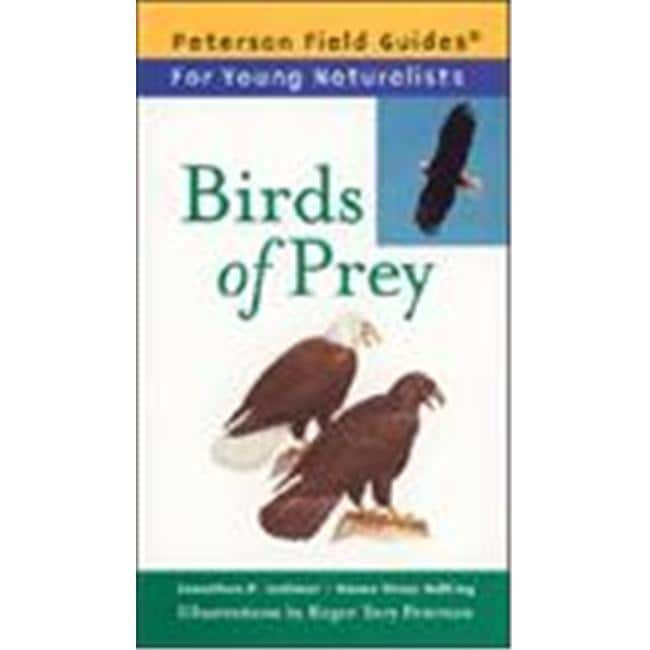Peterson Books Young Naturalist Birds of Prey Book