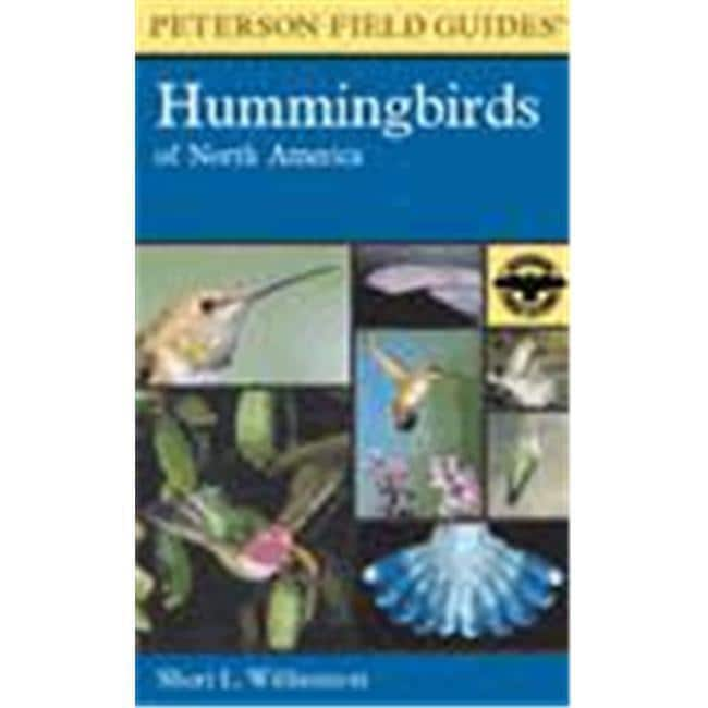 Peterson Books Hummingbirds of N.A. Book