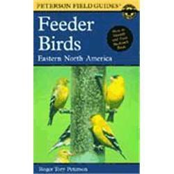 Peterson Books Feeder Birds Eastern - Large Book