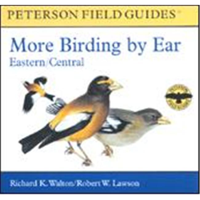 Peterson Books More Birding by Ear CD - East-Cen