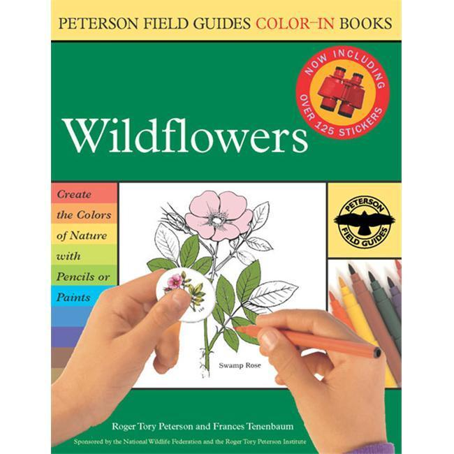Peterson Books Wildflower Color - In - Book