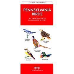 Pennsylvania Birds Book