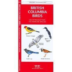 British Columbia Birds Book
