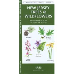 New Jersey Trees amp; Wildflowers Book