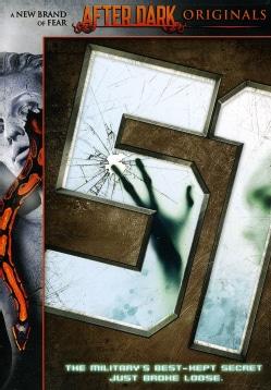 After Dark Originals: Area 51 (DVD)