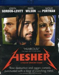 Hesher (Blu-ray Disc)