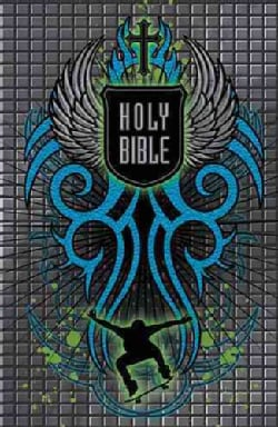 Holy Bible: International Children's Bible, Skateboard Bible