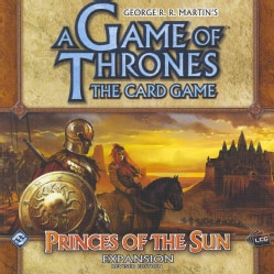 A Game of Thrones: The Card Game: Princes of the Sun Expansion (Cards)
