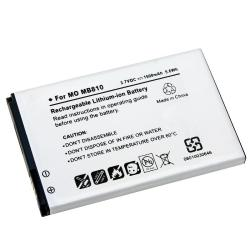 Li-ion Battery for Motorola Droid X MB810 Atrix 4G