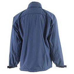 Stormtech Men's 'Fleet' Blue Ripstop Rainshell Jacket
