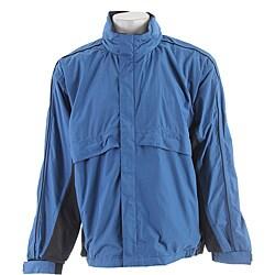 Stormtech Men's 'Trident' Blue Microflex Rainshell Jacket