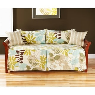 English Garden 5-piece Daybed Ensemble