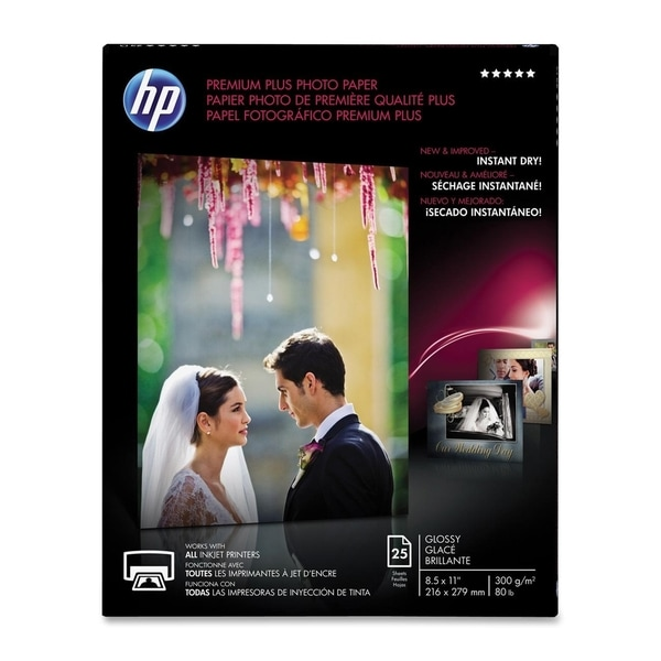 HP Premium Plus Photo Paper