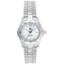 Tag Heuer Women's WAF1414.BA0823 Aquaracer Quartz Watch