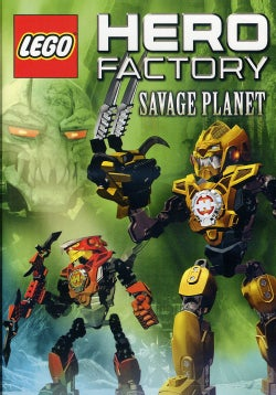 LEGO Hero Factory: Savage Planet (DVD)