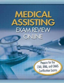 Medical Assisting Exam Review Online: Prepare for the CMA, RMA, and CMAS Certification Exams (Other merchandise)