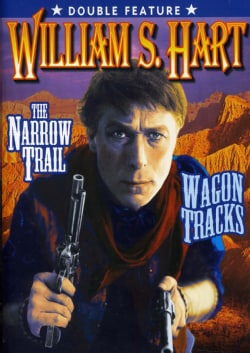 William S. Hart Double Feature: Narrow Trail/Wagon Tracks (DVD)