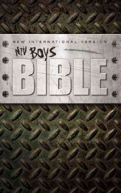 NIV Boys Bible: New International Version (Hardcover)
