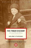 Five-Finger Discount: A Crooked Family History (Paperback)
