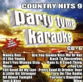 Various - Party Tyme Karaoke: Country Hits 9