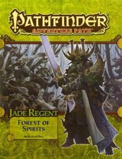 Jade Regent: Forest of Spirits (Paperback)