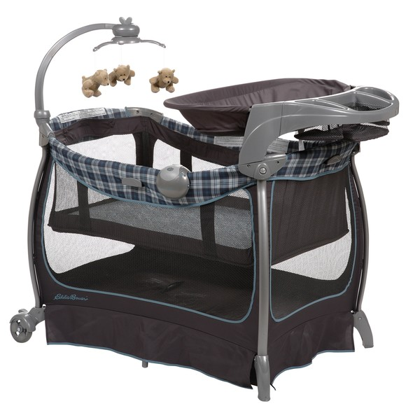 Eddie Bauer Complete Care Playard in Ridgewood