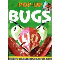 Bugs Pop-Up Book