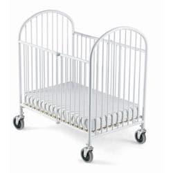 Foundations Pinnacle Full Size Folding Steel Crib
