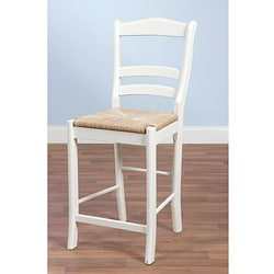 Rubber Wood 30-inch Parker Stool