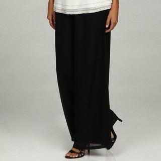 J. Laxmi Women's Striaght Leg Pants