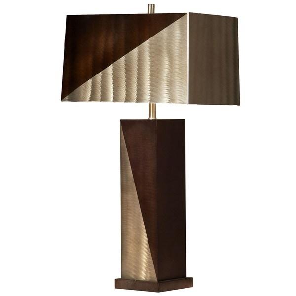 Nova Lighting Two-tone Table Lamps (Set of 2)