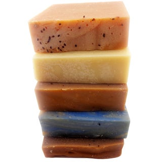 The Mysterious Handmade Soaps Gift Set (Set of 5)