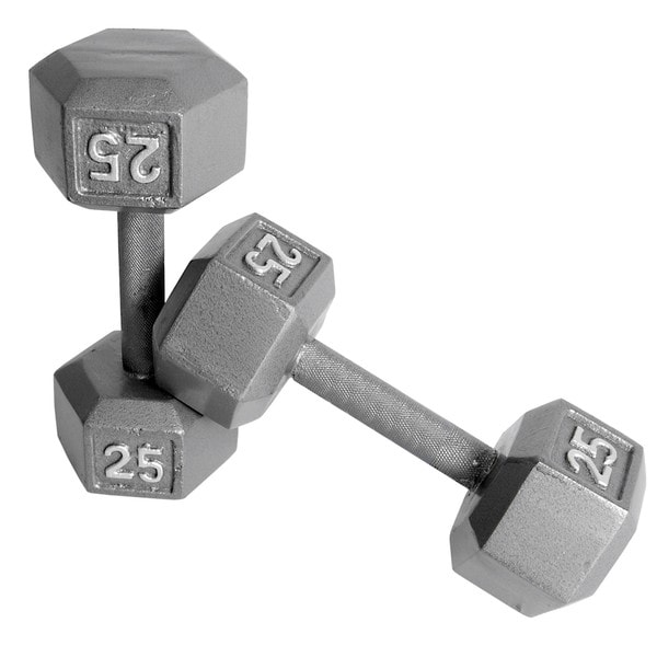 CAP Barbell 10 lb Pair of Dumbbells (Set of 2)