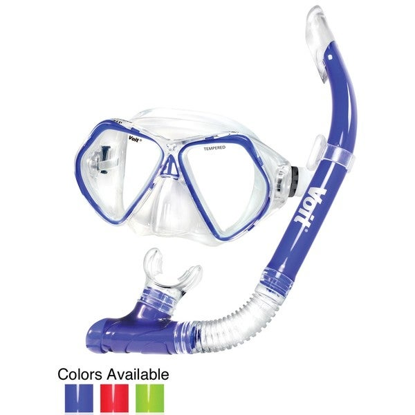 Discovery Adult Mask and Snorkel Combo